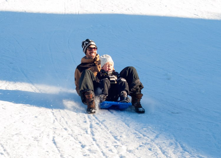 sledge-ski-vacations-holidays-kids-winter-pulka-luge-lesarcs-14