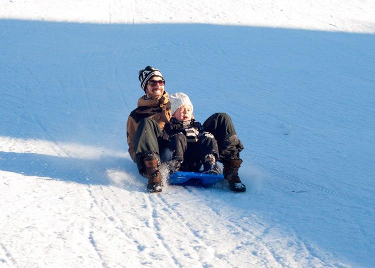 sledge-ski-vacations-holidays-kids-winter-pulka-luge-lesarcs-14