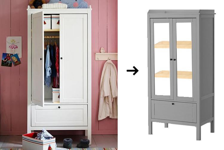 ikea-sundvik-hack-diy-makeover-renovera-omgjort-baby-bebis-nursery